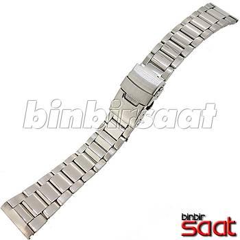 FAT/F20 Paslanmaz Çelik Saat Kordonu 18-20-22-24 mm