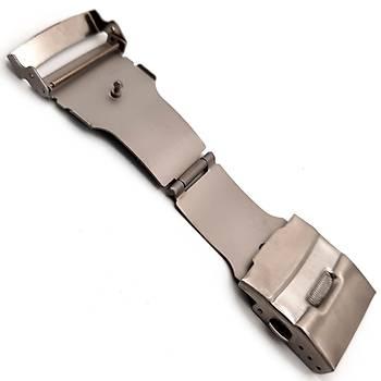 Çelik 3 Katlamalý Yandan Basmalý Emniyetli Kilit 26 mm