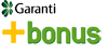 Garanti Bonus®
