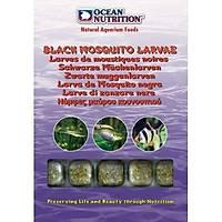 Ocean Nutrition - Black Mosquite Larvae 100gr 20 Küp