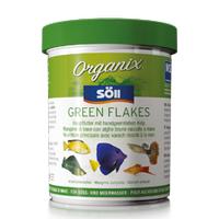 Söll Organix - Green Flakes 270 ml 28 gr