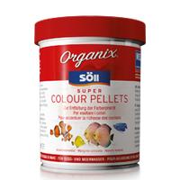 Söll Organix - Super Colour Pellets 490 ml 226 gr
