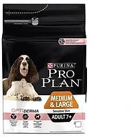 Pro Plan Senior Medium Large Somonlu Yaþlý Köpek Mamasý 14 Kg