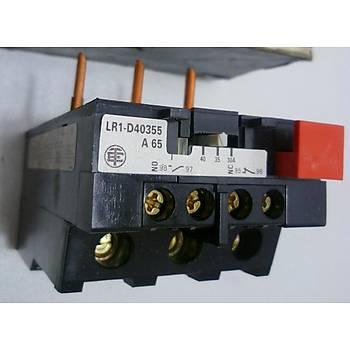 LR1D40355A65 30-40A Kontaktör Üzerine Geçme Termik Röle SCHNEIDER