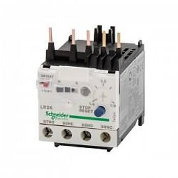LR2K0310 2,6-3,7A Kontaktör Üzerine Geçme Termik Röle SCHNEIDER