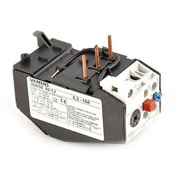 3UA52-00-2A 10-16A Kontaktör Üzerine Geçme Termik Röle SIEMENS