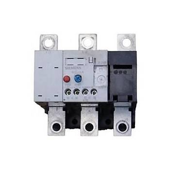 3UA62-01-3J 110-135A Ray Tipi / Kontaktör Üzerine Geçme Termik Röle SIEMENS