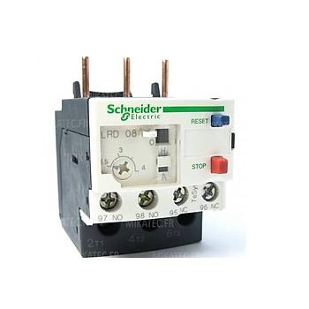 LRD02 0,16-0,25A Kontaktör Üzerine Geçme Termik Röle SCHNEIDER