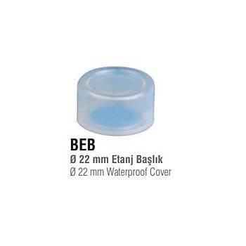 BEB20 22mm B Serisi Butonlar Ýçin Etanj Baþlýk (Waterproof) EMAS