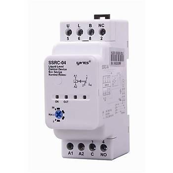 SSRC-04 Sývý Seviye Kontrol Rölesi ENTES