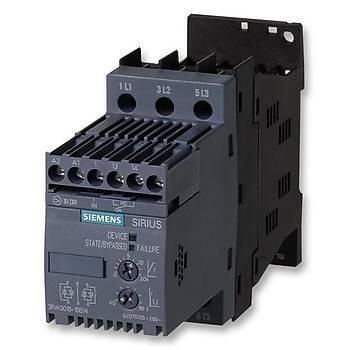 3RW3018-1BB14 7,5 KW Motor Yumuþak Yol Verici (Softstarter) Sirius SIEMENS