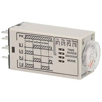 H3YN-4 24VDC Analog Zaman Rölesi OMRON