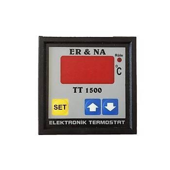 TT-1500 J Tipi (Fe-Const) 72x72mm Dijital Isý Kontrol Cihazý ER-NA