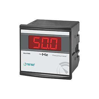 DJ-F96 96x96mm Dijital Frekansmetre TENSE