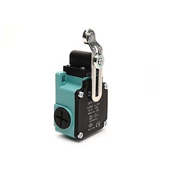 L2K13MEM124 Metal Makaralı Ayarlanabilir Kollu Limit Siviç EMAS