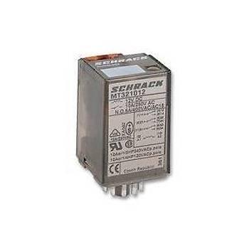 MT321110 110VDC 10A 3CO (3PDT) Kontaklý 11 Pinli Genel Amaçlý Güç Rölesi SCHRACK
