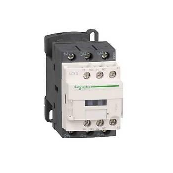 LC1D25D7 25A (11 KW) 42VAC Bobinli Trifaze Güç Kontaktörü SCHNEIDER