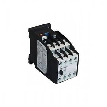 3TF40 22-0AB0 9A (4 KW) 24VAC Bobinli 2NO+2NC Trifaze Güç Kontaktörü SIEMENS