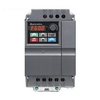 VFD015EL43A 1,5 KW Üç Faz 380VAC Beslemeli Sürücü DELTA