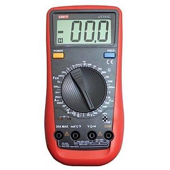 UT 151C El Tipi Dijital Çok Fonksiyonlu Multimetre UNI-T
