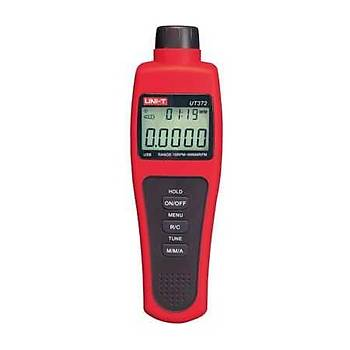 UT 372 El Tipi Temassýz Dijital Takometre UNI-T