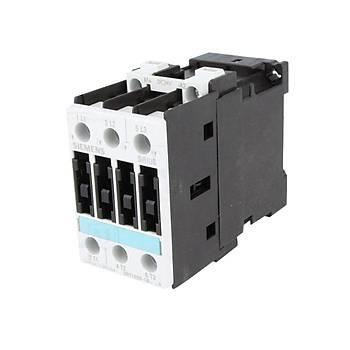 3RT1025-1BB40 17A (7,5KW) 24VDC Sirius Kontaktör SIEMENS