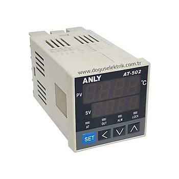 AT-502 Fonksiyonel Dijital Isý Kontrol Cihazý (Termostat) ANLY