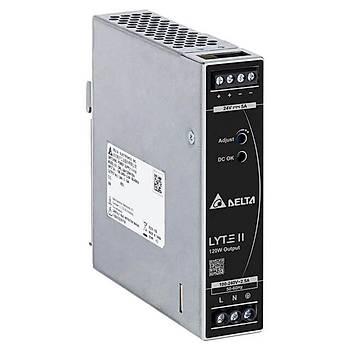 DRL-24V120W1EN 24VDC 5A Ray Tipi Güç Kaynaðý DELTA