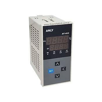 AT-402 Fonksiyonel Dijital Isý Kontrol Cihazý (Termostat) ANLY