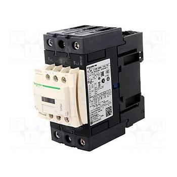 LC1D65AF7 65A (30 KW) 110VAC Bobinli Trifaze Güç Kontaktörü SCHNEIDER