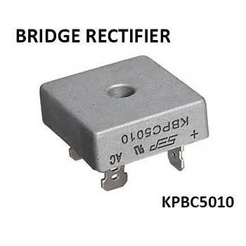 50A Kare Diyot (Köprü Diyot) KBPC5010
