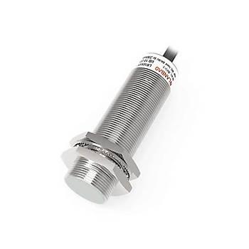 LR18TBF05DPO M18 PNP/NO 5mm Ýndüktif Sensör Lanbao
