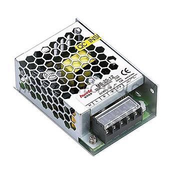 24VDC 1,1A (25W) Delikli Tip Güç Kaynaðý MS-25-24 HVIELE
