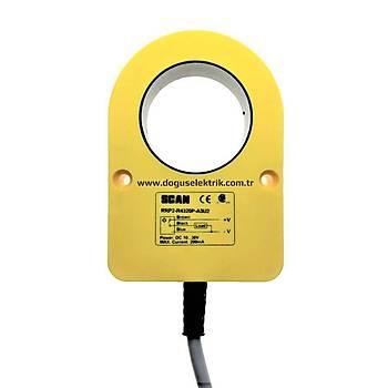 RRP2-R4320P-A3U2 43mm PNP/NO Ýndüktif Ring Sensör SCAN
