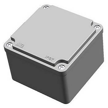 100x100x73mm IP67 Alüminyum Buat 402506 METE ENERJÝ