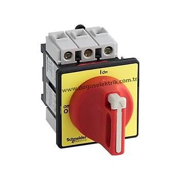 VCF3 3x63A Kilit Mekanizmalı Emniyet Pako Şalteri SCHNEIDER