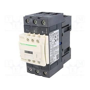 LC1D40AM7 40A (18,5 KW) 220VAC Bobinli Trifaze Güç Kontaktörü SCHNEIDER