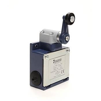 L53K13MEP121 18mm Plastik Makaralý Döner Kollu Limit Switch EMAS