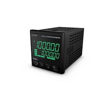 ECH4400-24VAC Dijital Sayýcý ve Takometre ENDA