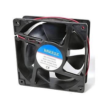 120x120x38mm 24VDC Kare Fan BREEZE