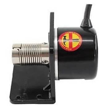ESC-2134 8x8mm Çelik Yaylý Kaplin