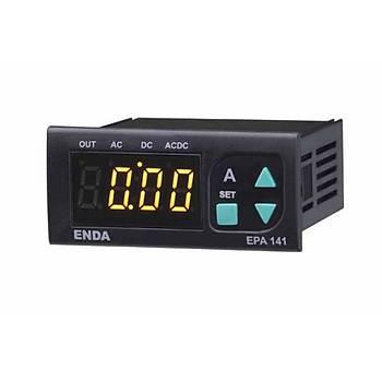 EPA141-S-SM x/5A Akým Trafolu Dijital AC/DC Ampermetre ENDA