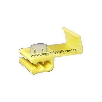 GP-5 Hýzlý Kablo Ekleme Parçasý 4-6mm2 (100'lü Paket) GWEST