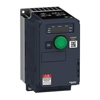 ATV320U07M2C 0,75 KW 1/3 Faz Hýz Kontrol Cihazý SCHNEIDER