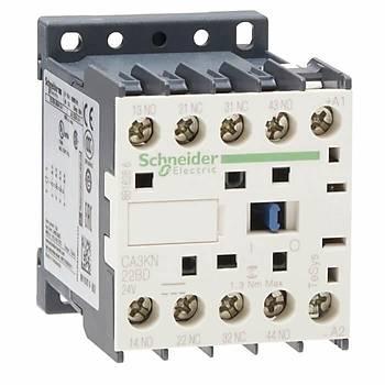 CA3KN22BD 24VDC Yardýmcý Kontaktör SCHNEIDER