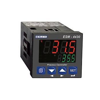 ESM-4430 230VAC Üniversal Giriþli PID Proses Kontrol Cihazý EMKO