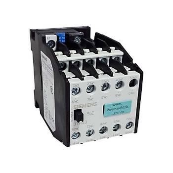 3TH43-55 110VAC 5NO + 5NC Yardýmcý Kontaktör SIEMENS