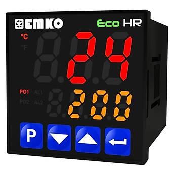 ECO HR Sýcaklýk Kontrol Cihazý PID (Termostat) EMKO