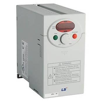 SV008iC5-1 0,75 KW Tek Faz Hýz Kontrol Cihazý LS