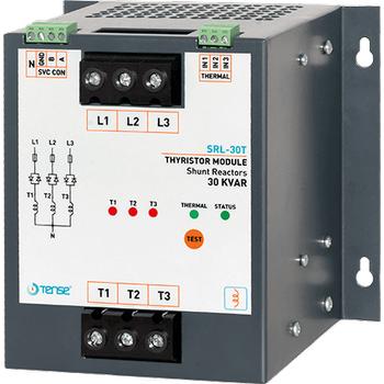 SRL-30T 30 kVAr Endüktif Yük Sürücüsü (SVC) TENSE